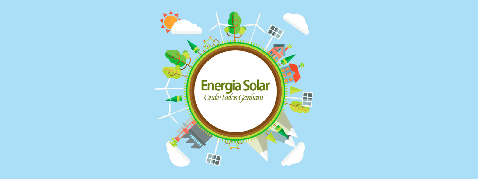 Energia Solar - Onde Todos Ganham