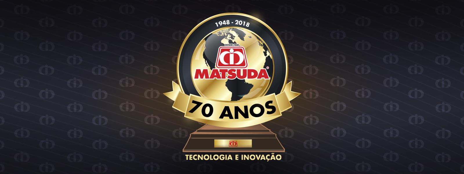 Matsuda 70 anos