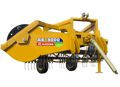Ancinho Enleirador AE 3000