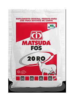 Matsuda Fós 20 RO