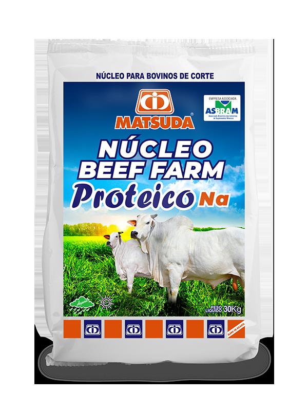 Matsuda Núcleo Beef Farm Proteico Na
