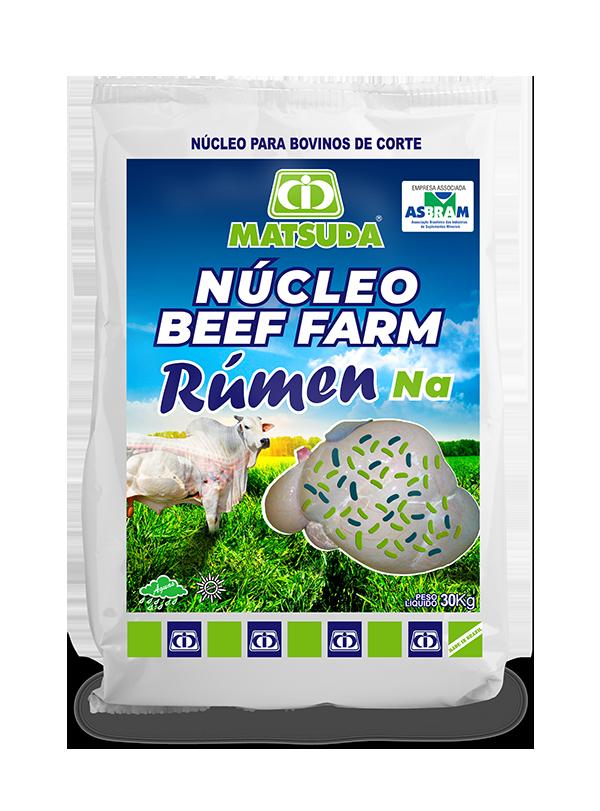 Matsuda Núcleo Beef Farm Rúmen Na