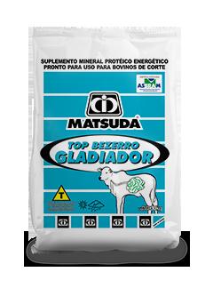 Matsuda Top Bezerro Gladiador