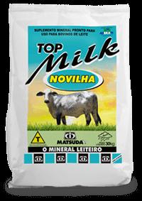 Matsuda Top Milk Novilha