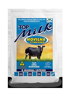 Matsuda Top Milk Novilha Vitaminado