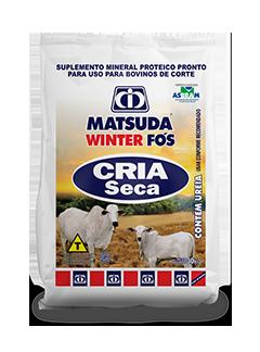 Matsuda  Winter Fós Cria Seca