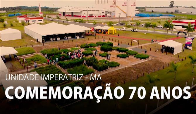 Comemoração 70 anos - Unidade Imperatriz - MA